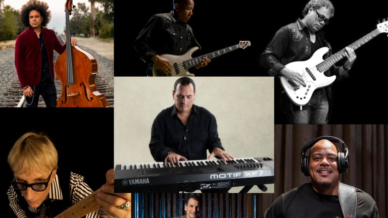"""""""Teen Town"""" Revisited: Keyboardist David Garfield Gives The Bassists Some"""
