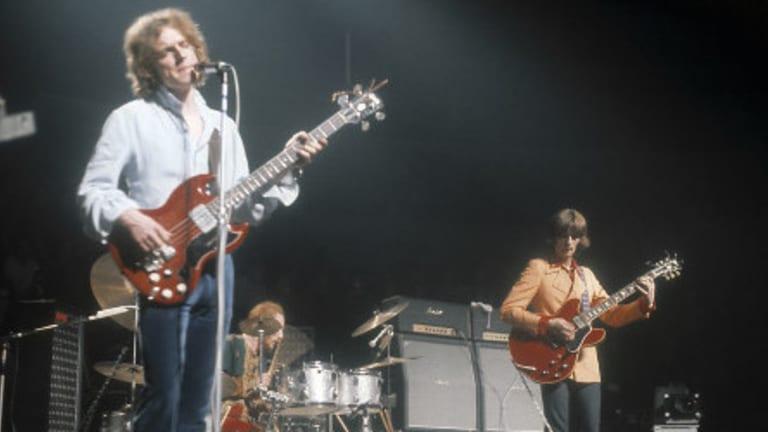 Cream to Release 'Goodbye Tour Live 1968' Box Set