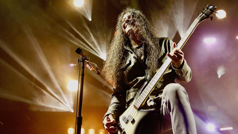 Mike Inez: The Music Is Always Around You