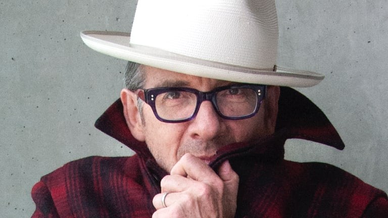 In Praise Of Davey Faragher By Elvis Costello