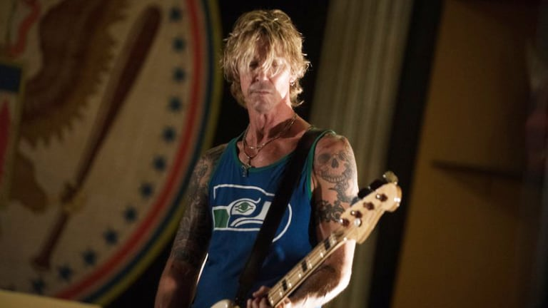 "Duff McKagan Releases New Video For ""Cold Outside"""