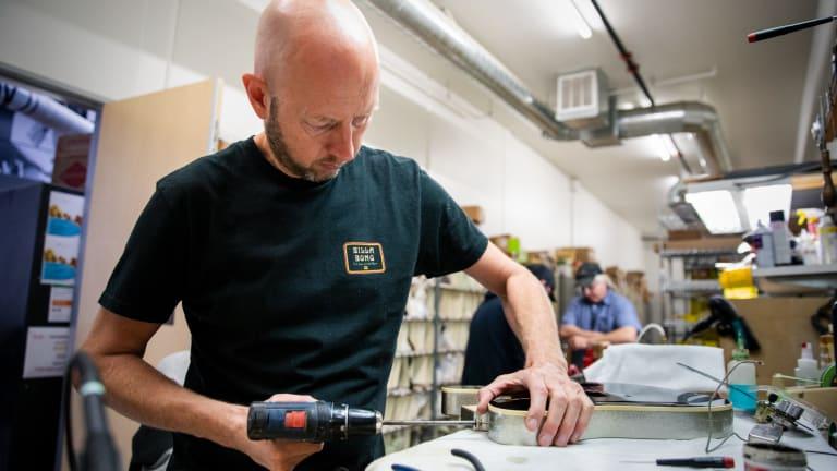 An Interview With Fender Custom Shop Master Builder Vincent Van Trigt