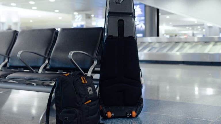 Gruv Gear Integrates Lost-and-Found Tech In Musician Travel Bags