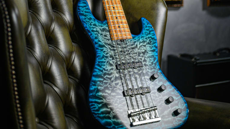 Warwick to be Exclusive Licensee for Sadowsky Guitars