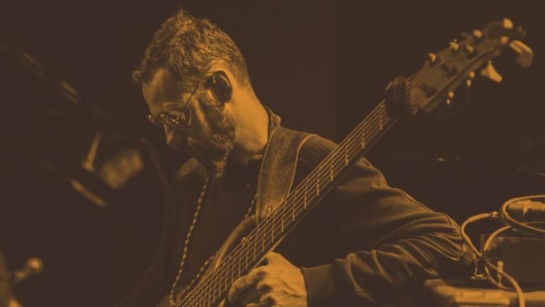 "Bassist Max Gerl Releases Debut Album ""Tbilisi"""