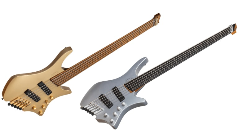 Strandberg Announces 10th Anniversary Limited-Edition Bass Models