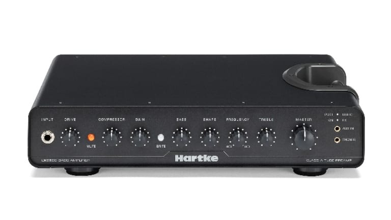 Hartke Introduces New LX Series Bass Amplifiers