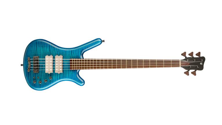 Warwick Masterbuilt Custom Shop Basses Now Offer Graph Tech Ratio Bass Machine Heads