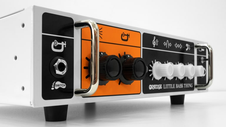Orange Amplification Introduces The Little Bass Thing