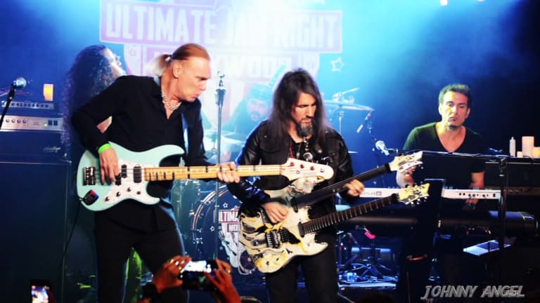 Billy Sheehan and Sons of Apollo Announce New Shows