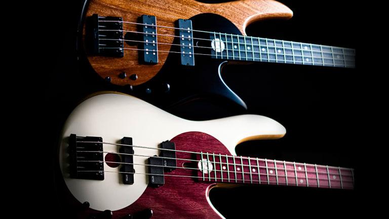 Fodera Releases New 2020 Yin Yang Standard Bass Models