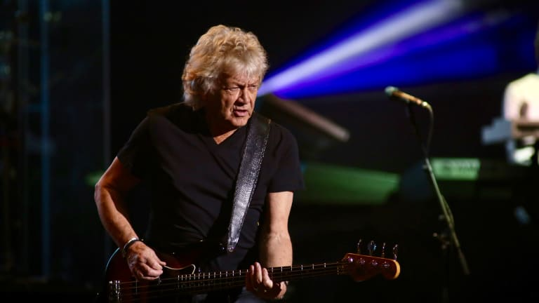 John Lodge Of The Moody Blues Announces New U.S Tour Dates