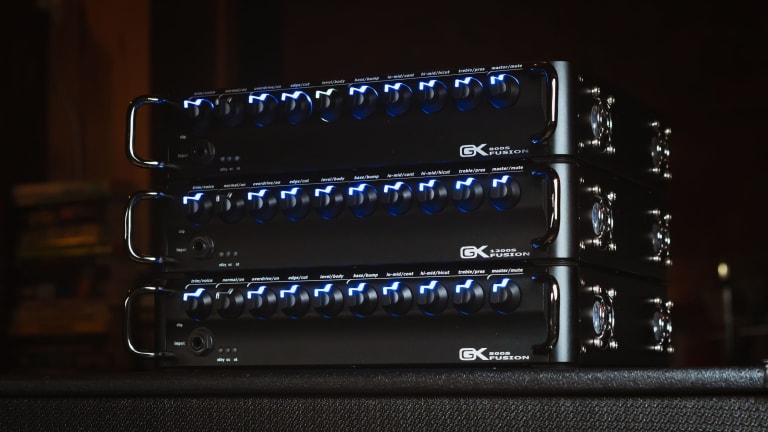 Gallien-Krueger Introduces New Fusion S Series Amps