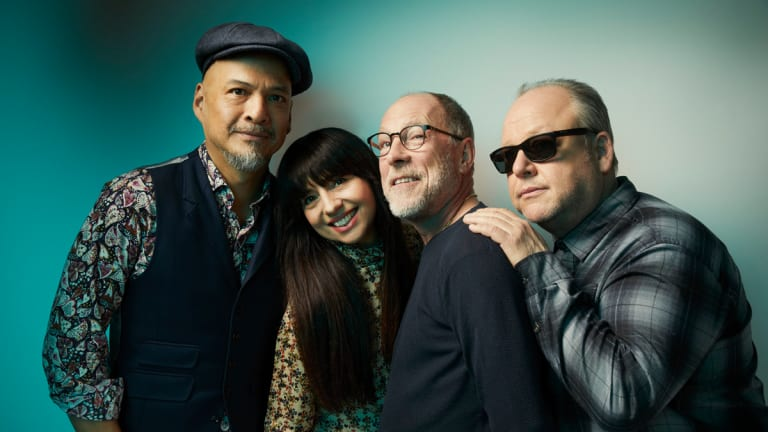 Pixies to Release 'Beneath The Eyrie' Demo Recordings