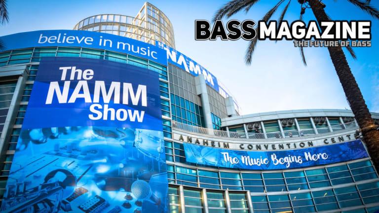 Bass Magazine's Winter NAMM 2020 Coverage