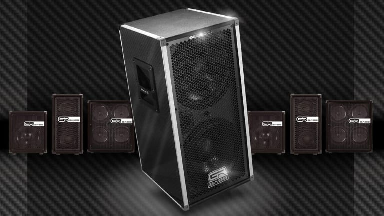 GR Bass Releases The Lightest Bass Cabs In The World With Their AeroTech Series