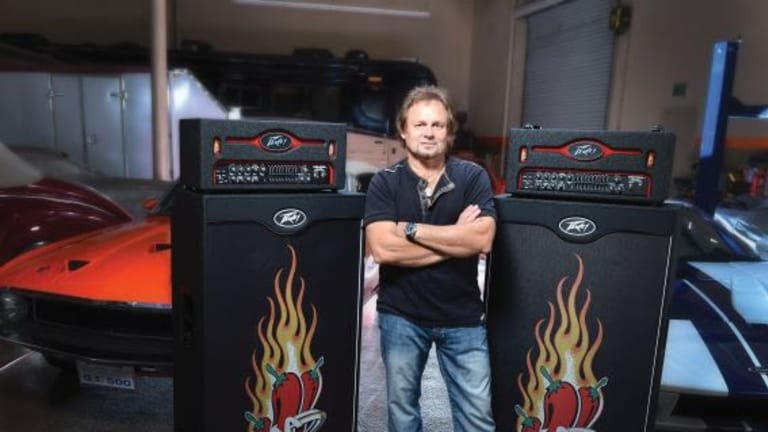 Peavey Announces Michael Anthony Meet-and-Greet at 2019 NAMM Show