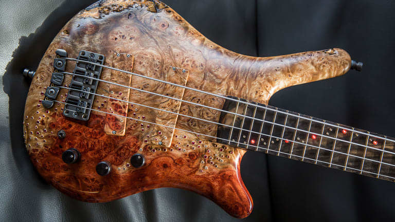 Warwick Releases Custom 60th Anniversary Thumb Bass