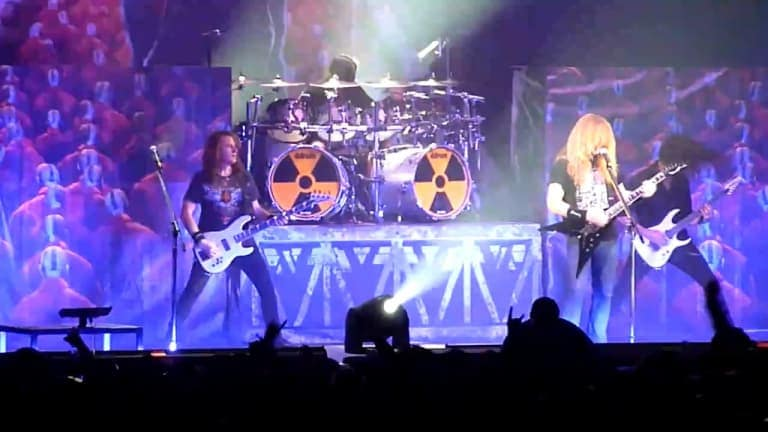 Megadeth Announce Iconic Albums 'The World Needs A Hero' & 'The System Has Failed'Reissue