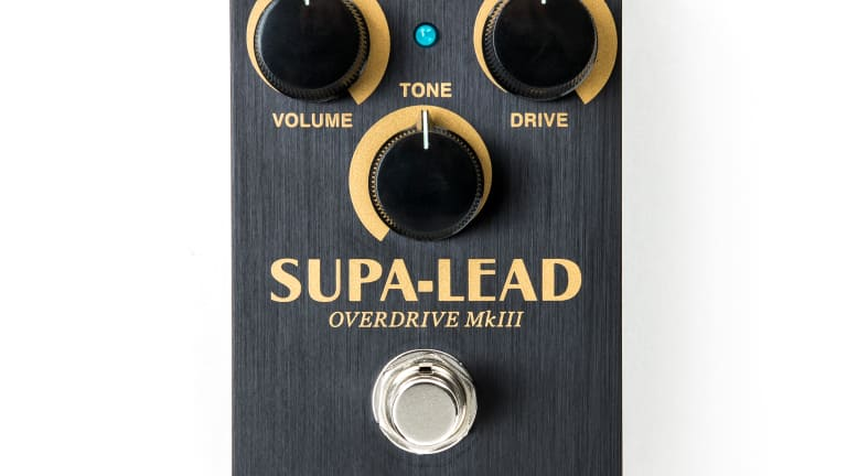 Way Huge Smalls Reveals Supa-Lead Overdrive
