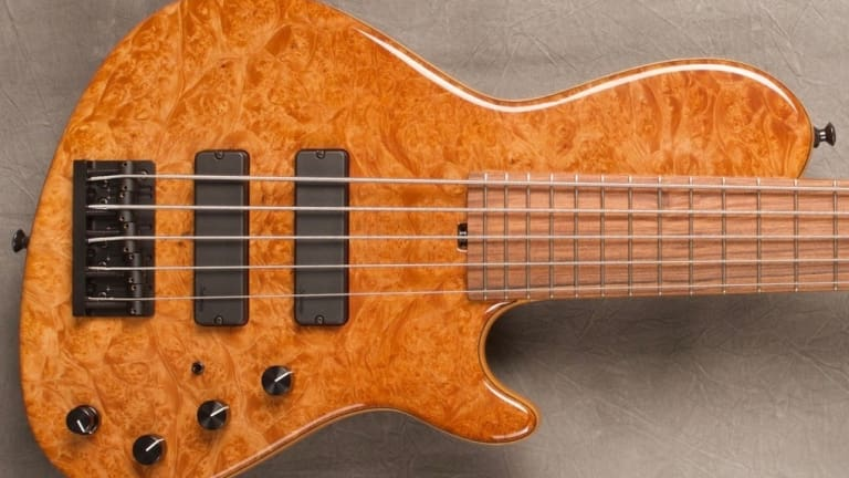 Sadowsky's New Spruce Core Single Cut Bass To Be Introduced at 2019 NAMM Show