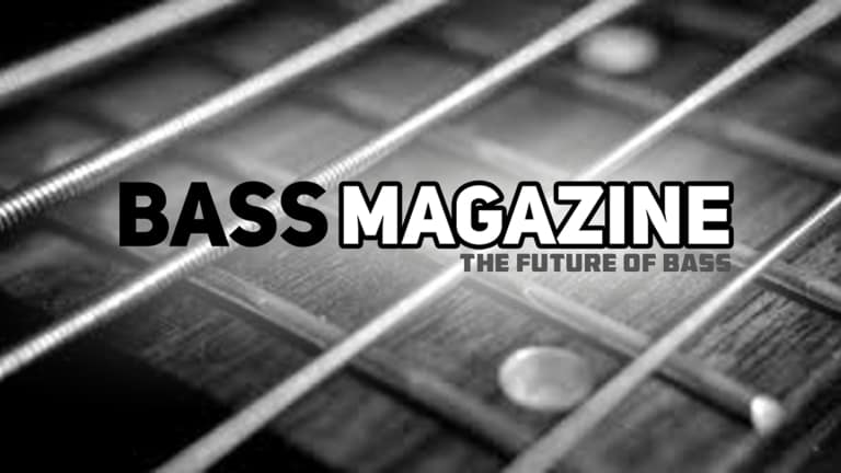 Welcome to Bass Magazine