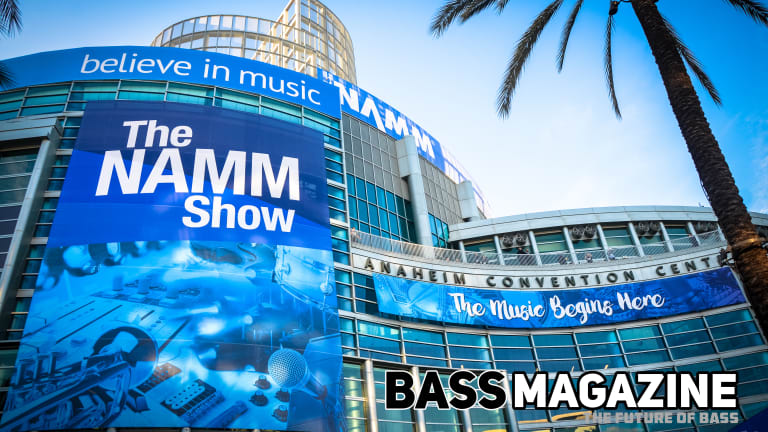 Bass Magazine's 2019 Winter NAMM Coverage