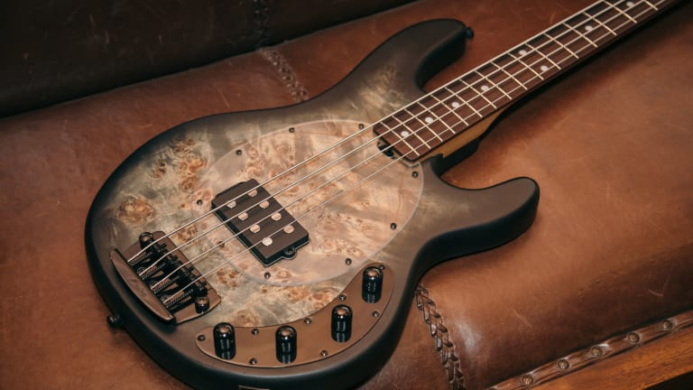 Sterling by Music Man Announces 2019 Stingray Basses