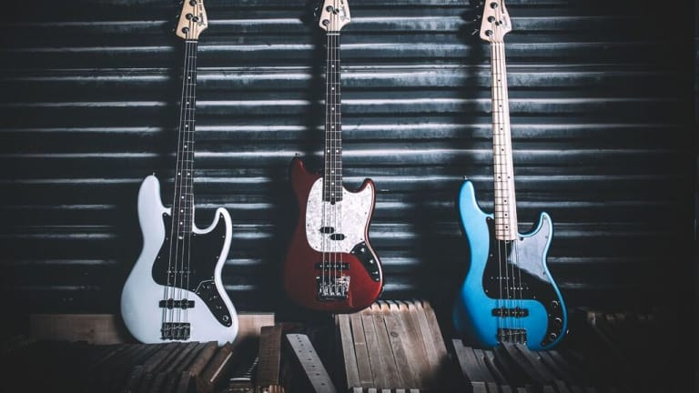 Fender Releases New American Performer Basses