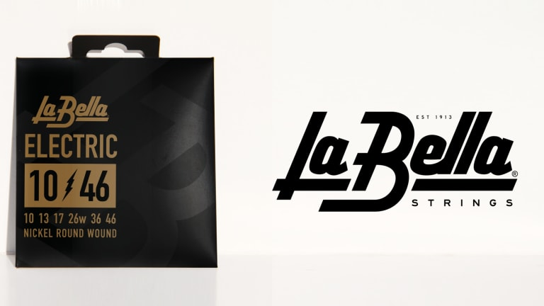 La Bella Strings Reveals Brand New Logo and Packaging
