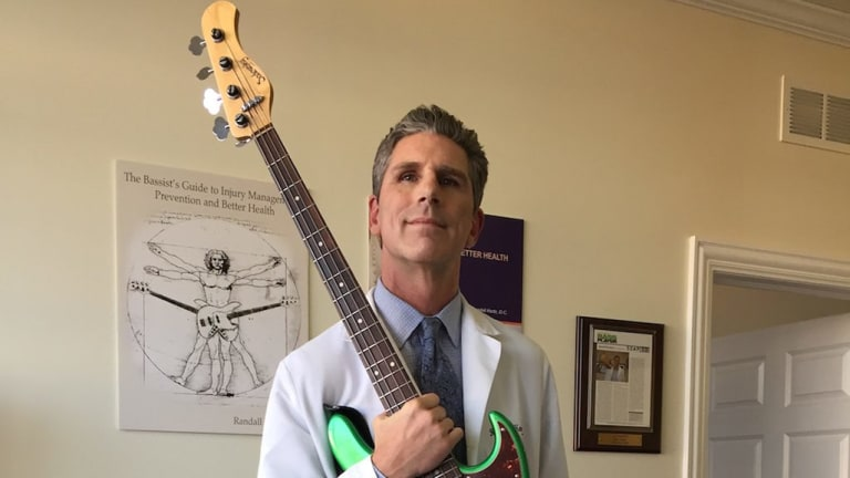 Dr. Randall Kertz Releases The Bassist's Guide to Injury Management, Prevention and Better Health (2nd Edition)