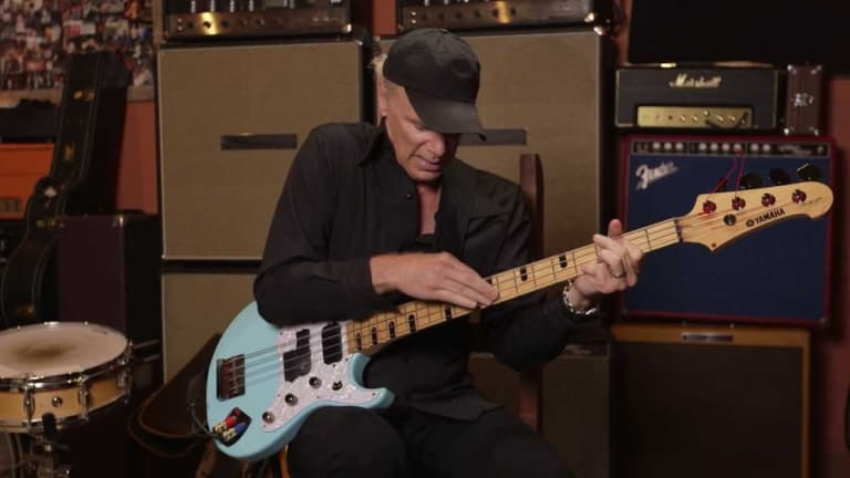 Bass Superstars Billy Sheehan, Mike Inez, Robert DeLeo, Rudy Sarzo, and Tony Franklin Appearing at Rock and Roll Fantasy Camps in 2019