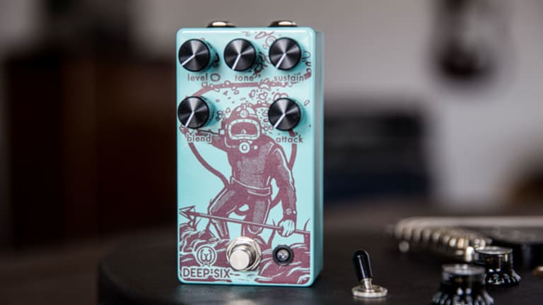 Walrus Audio Releases Lillian Phaser and Deep Six V3 Compressor