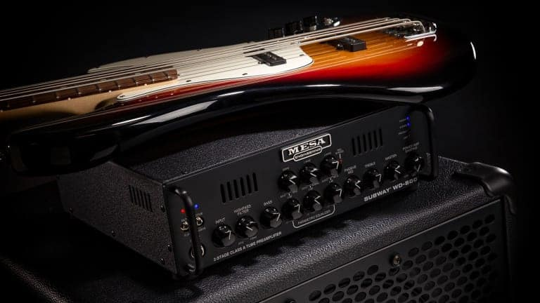 Mesa/Boogie Introduces WalkAbout Subway WD-800 Bass Amp, Subway Ultra-Lite Cabinets and New Subway+ DI- Preamp