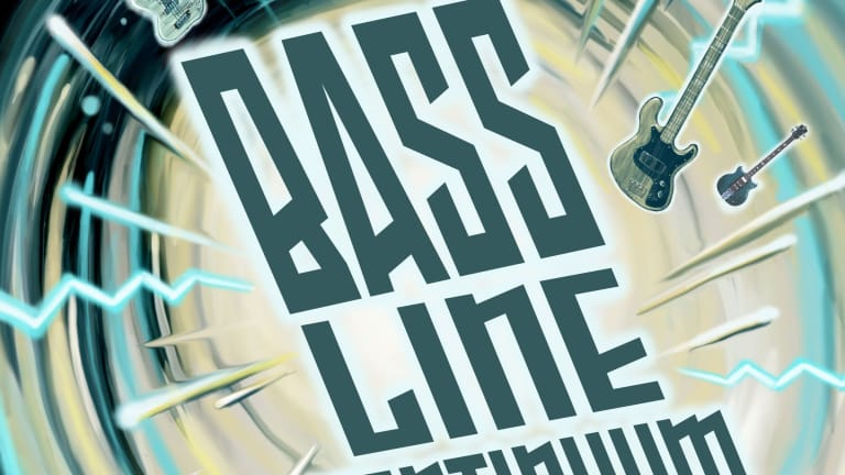 Jason Raso Releases New Book, Bass Line Continuum