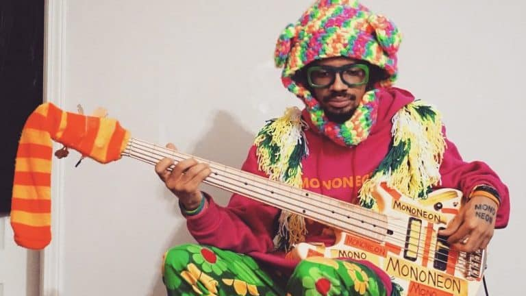 MonoNeon Releases New Album, My Feelings Be Peeling