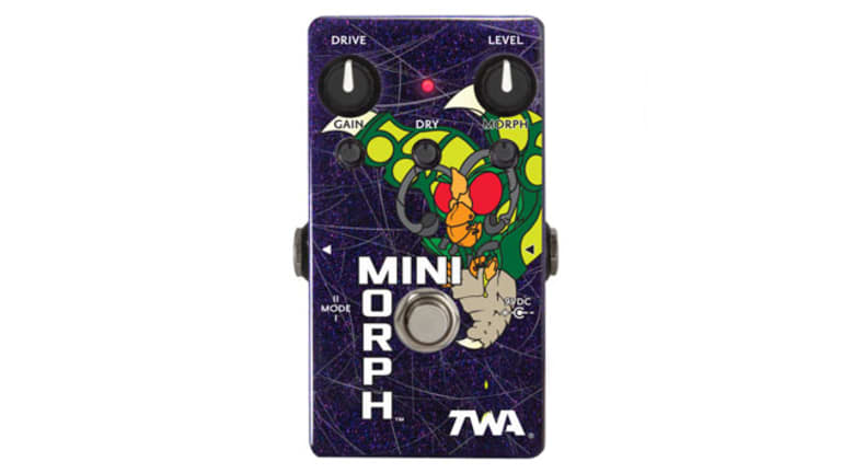 TWA Releases the MM-01 MiniMorph Dynamic Waveshaper