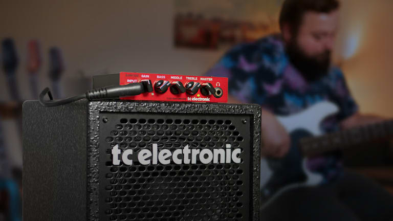 TC Electronic Releases New BAM200 Head