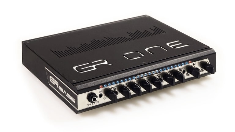 GRBass Announces New ONE Bass Head