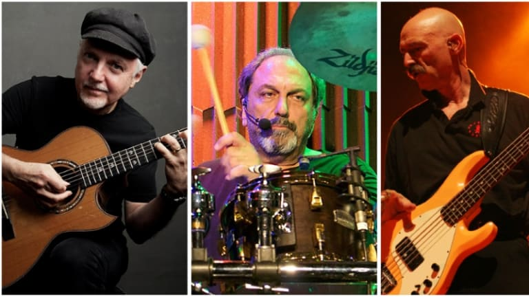 The Bucket List Featuring Tony Levin, Phil Keaggy & Jerry Marotta Release Debut Album