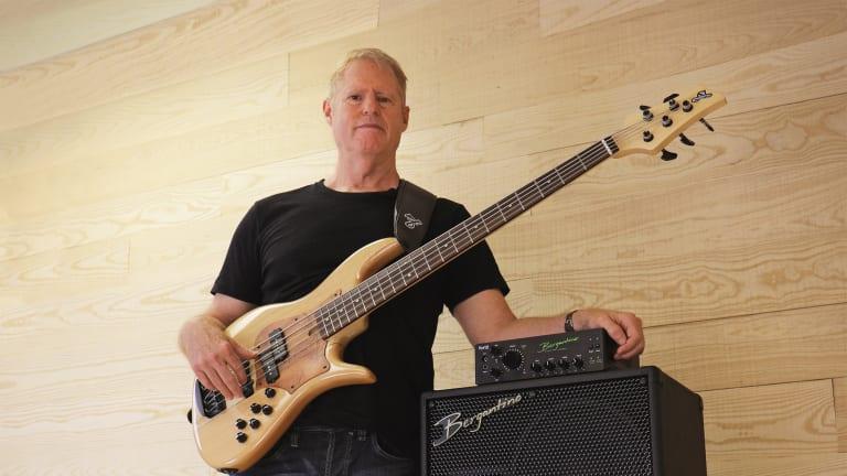 Bergantino Audio Systems Welcomes Bassist Mitch Starkman to the Bergantino Artist Family
