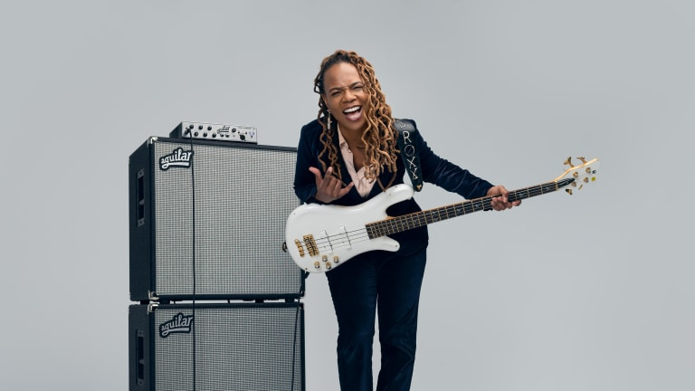 Aguilar Amplification Welcomes Divinity Roxx to Their Artist Family
