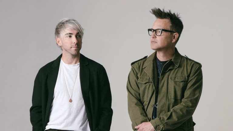 "Mark Hoppus and Simple Creatures Release New Single ""Strange Love"" (LISTEN)"