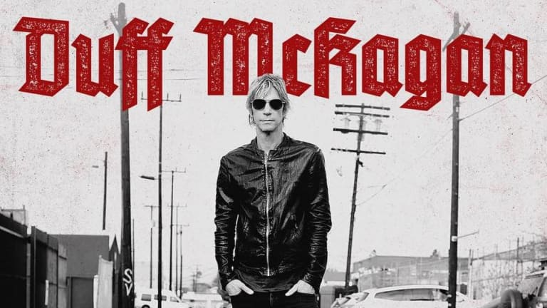 "Duff McKagan Releases First Single Off Upcoming Album ""Tenderness"" (LISTEN)"