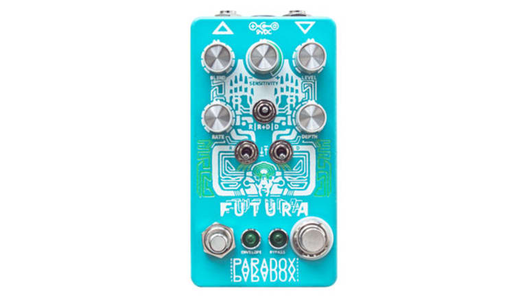 Paradox Effects Announces the Futura Multiparametric Envelope Chorus