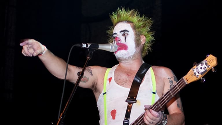 Cokie The Clown (Fat Mike of NOFX) to Release Album Featuring Nine Inch Nails, blink-182 and Guns N' Roses