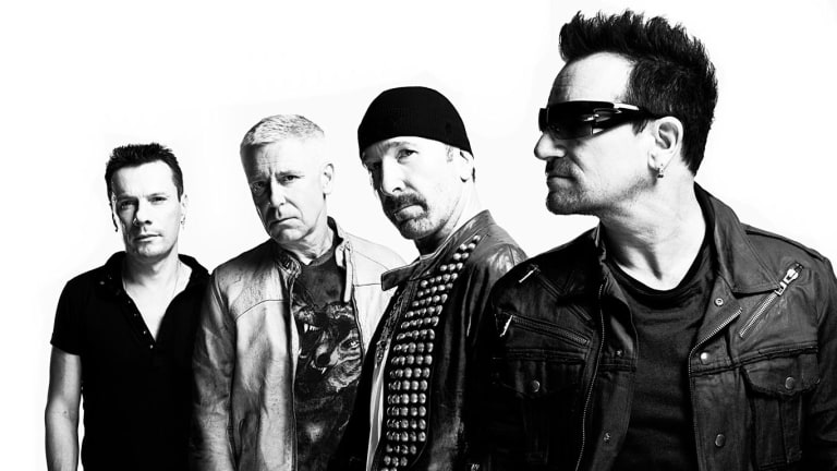 U2 to Release New EP, The Europa for Record Store Day