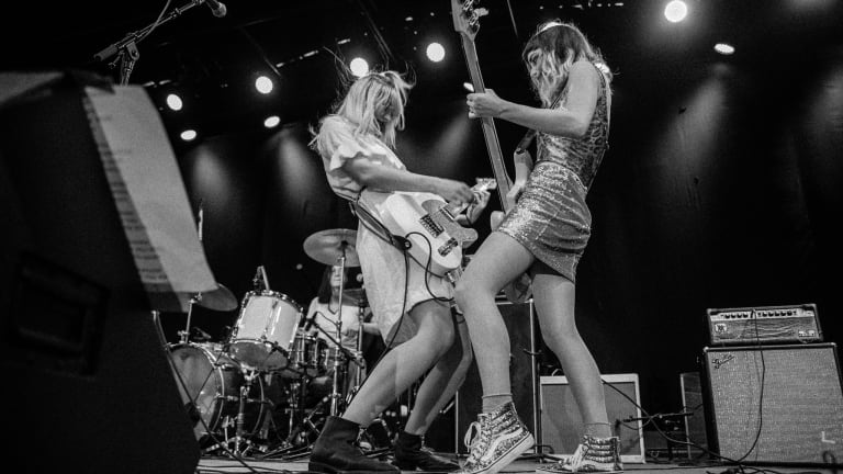 Ally Einbinder and Potty Mouth Release New Album, Snafu