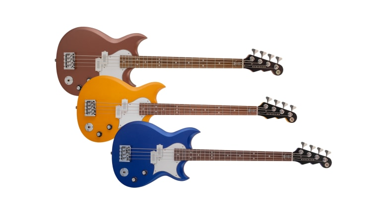 Reverend Guitars Unveils New Signature Color Models