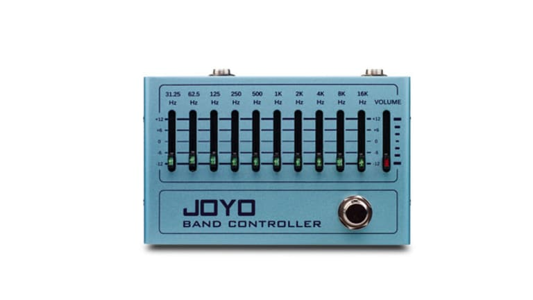 Joyo Audio Releases the Band Controller